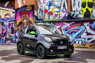 Smart FourTwo Electric Drive